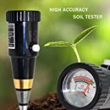 Touch Portable High Precision Garden Plant Soil pH Meter Moisture Tester Sensor