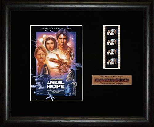 Star Wars - A New Hope - Framed filmcell picture ()