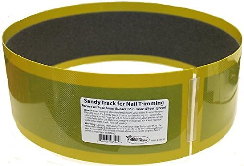 Exotic Nutrition Sandy Track (Silent Runner 12'' wide) by Exotic Nutrition (Image #5)