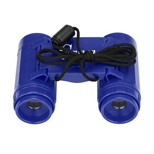YJYdada New Children's 2.5 x 26 Magnification Toy Binocular Telescope + Neck Tie Strap by YJYdada (Image #1)