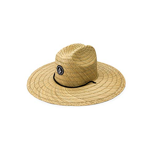 Face Volcom - Volcom Men's Quarter Straw Hat