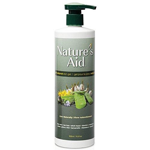natures aid skin gel - 1