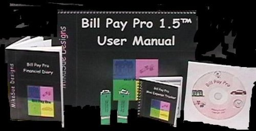 Bill Pay Pro 1.5 Bundle - USB Edition