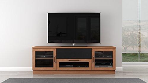 72″ Contemporary TV Console