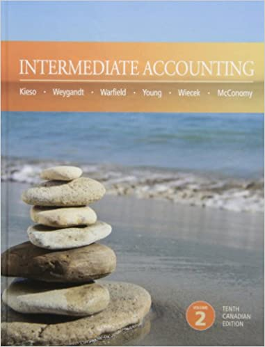 Intermediate accounting 10th canadian edition volume 2 donald e intermediate accounting 10th canadian edition volume 2 donald e kieso jerry j weygandt terry d warfield nicola m young irene m wiecek fandeluxe Gallery