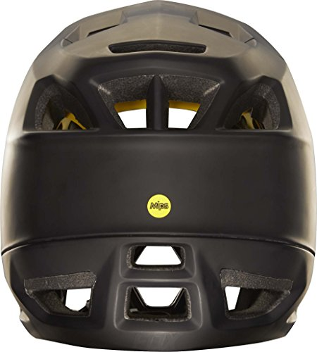 Fox Racing Proframe Helmet Matte Black, L