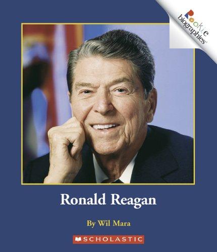 Ronald Reagan (Rookie Biographies)