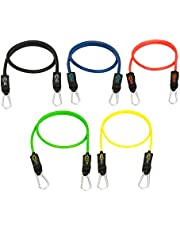 bodylastics Bands Only Max Tension 5 Pack