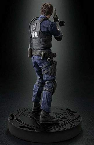 2 Z Version Collectors Edition Benefits Leon S Japan Import Capcom BIOHAZARD RE Kennedy PVC Figure Height:About 11.6 inch
