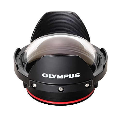 Olympus Underwater Dome Lens Port PPO-EP02 ()