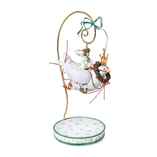 Department 56 Krink;e Hope Rides Wings Dove Hanging Ornament