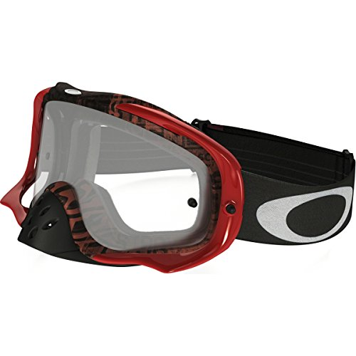 Oakley Crowbar MX Distress Taglinered Men's Dirt Off-Road for sale  Delivered anywhere in USA