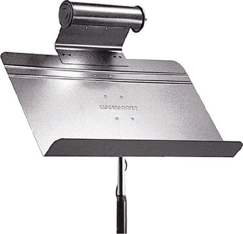 Manhasset 48 Music Stand w/Manhasset 1000 Stand Light Bundle (Violin Music Sheet For A Thousand Years)
