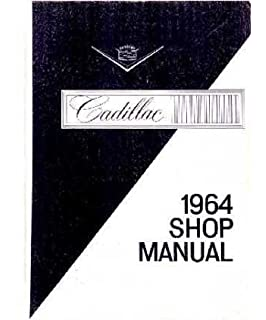 Pleasing 1964 Cadillac Repair Shop Manual Original Cadillac Amazon Com Books Wiring Cloud Battdienstapotheekhoekschewaardnl