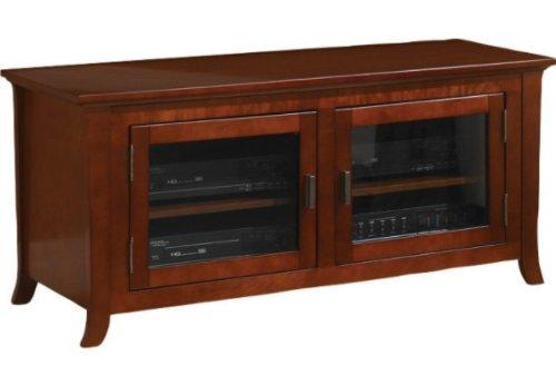 techcraft pal50 50 inch wide flat panel tv credenza walnut 11street malaysia media. Black Bedroom Furniture Sets. Home Design Ideas