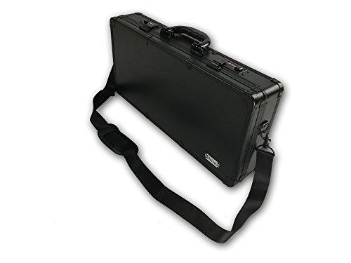 """Price comparison product image Barber box L22""""xW3.9""""xH10.6"""" Makeup Stylist Train clipper case Hair Salon Clipper Trimmer Box …"""