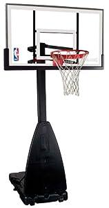 Spalding NBA Portable Basketball System - 54