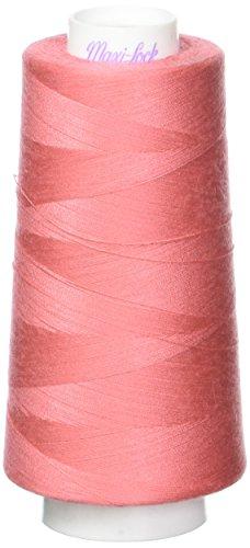 coral serger thread - 2