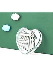 Marichuan 8-Tone Mini Thumb Piano Eight-Tone Finger Piano Kalimba