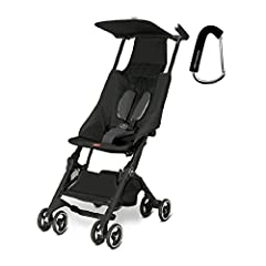 GB's Pockit stroller was recognized as the 'world's smallest folding stroller' by the Guinness World Records. The magic of the Pockit stroller is its advanced bionic design. Our design concept is based on lifestyle and consumer experience. Th...
