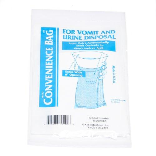 Convenience Bag Vomit Urine Disposal