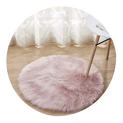 - Soft Artificial Sheepskin Rug Chair Cover Bedroom Mat Artificial Wool Warm Hairy Carpet Seat Wool Warm Textil Fur Area Rugs,11,100cm