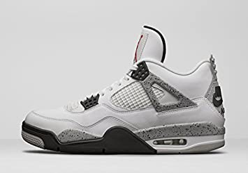 100% authentic 57497 d51a5 Air Jordan 4 Retro OG 89 White Fire Red-Black-Tech-Grey