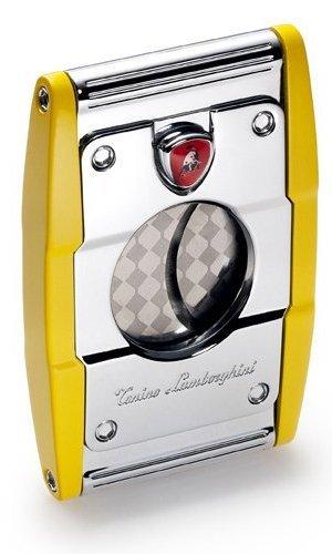 Tonino Lamborghini Precisione Yellow Cigar Cutter (Tonino Lamborghini Cutter)