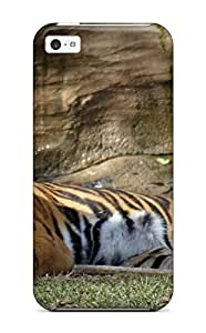 Elliot D. Stewart's Shop High-quality Durable Protection Case For Iphone 5c(tiger)