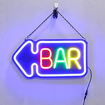 OPEN Letrero cartel Panel LED iluminacion negocio abierto open bar locutorio restaurante peluquer/ía cafe