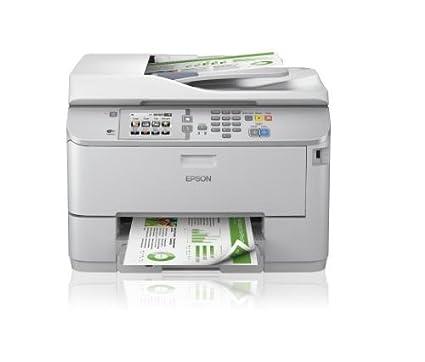 Epson WF-5620DWF - Impresora multifunción de tinta (b/n 34 PPM, color 20 PPM)