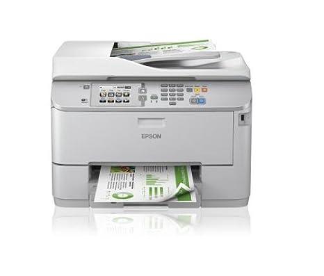 Epson WF-5620DWF - Impresora multifunción de tinta (b/n 34 PPM ...