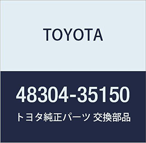 Genuine Toyota 48304-35150 Bumper Sub-Assembly