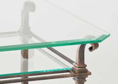 Glasplatten Gunstig Kaufen ~ Vierhaus couchtisch 6331 gkl mit glasplatte günstig