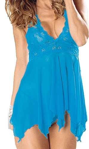 Escante Womens Plus Size Babydoll Pointed product image