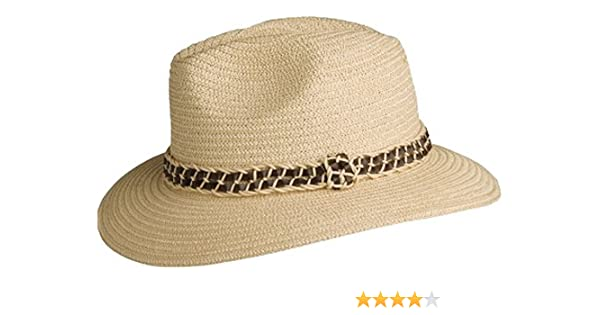 Conner Hats Men s Durango Outdoor Straw Hat at Amazon Men s Clothing store  a3b58adf27e