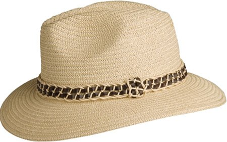 f17405a7da385 Conner Hats Men s Durango Outdoor Straw Hat at Amazon Men s Clothing ...