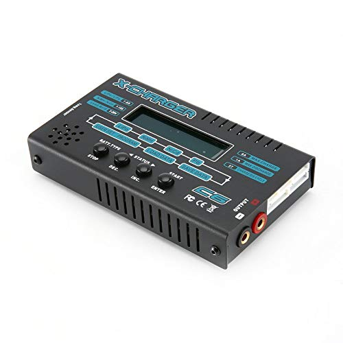 Wikiwand G.T.Power C6 LCD Charger for 1-6S LiPO/Li-ION 1-15S NiCD/NiMH RC Battery by Wikiwand (Image #6)