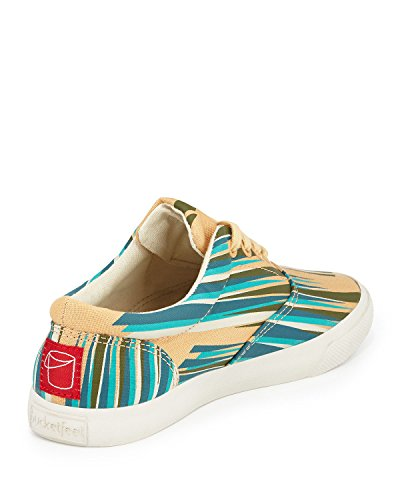 Bucketfeet Swopes Tote Lace-up Wns 9