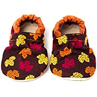 Fall Leaves Baby Shoes