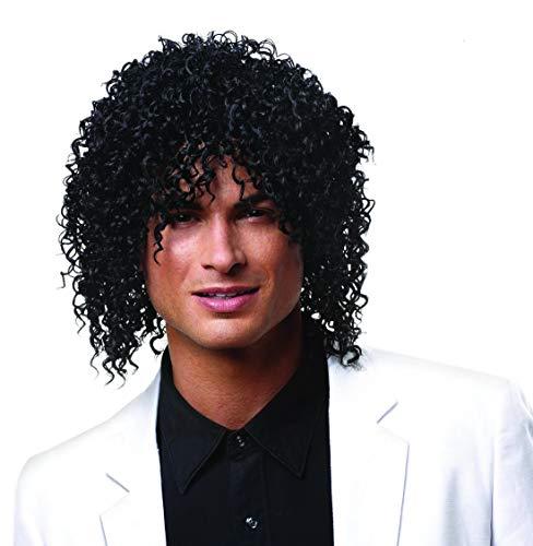Lionel Richie Black Shabba Wig -