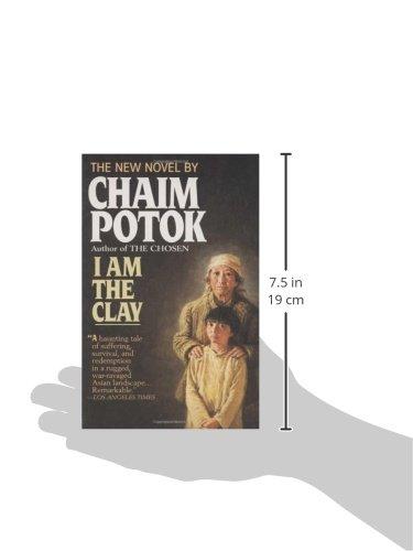 I am the clay a novel chaim potok 9780449221389 amazon books fandeluxe Gallery