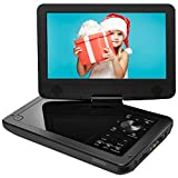 "ieGeek 12.5"" Portable DVD Player, Car Travel DVD"