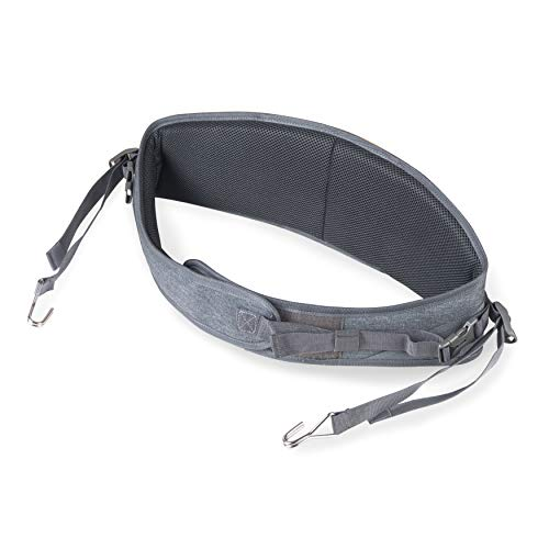 Djembe Waist Strap Professional Hand Drum Adjustable Belt (L)
