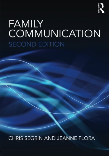 Family Communication (Routledge Communication Series) by Routledge