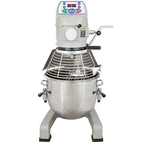 Globe Food Equipment Countertop Planetary Mixer 20 Quart SP20