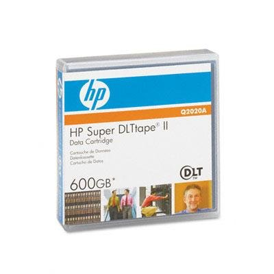 Hp - 1/2'' Super Dlt Ii Cartridge 2066Ft 300Gb Native/600Gb Comp Capacity ''Product Category: Storage Media/Data Tapes'' by Original Equipment Manufacture