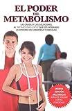 El Poder Del Metabolismo - LATAM, Frank Suarez, 0978843770