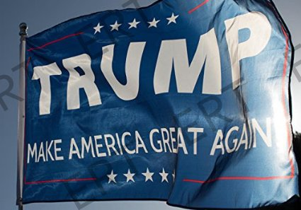 Donald Trump for President 2016 3x5 Flag USA American 3x5 Flag Make America Great Again