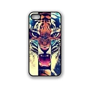Tiger Roar Cross Hipster Quote iphone 5c Case Fits iphone 5c - Designer TPU C...